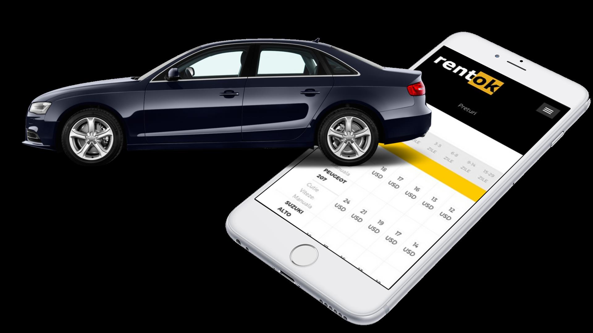 Rent a car Craiova rental options