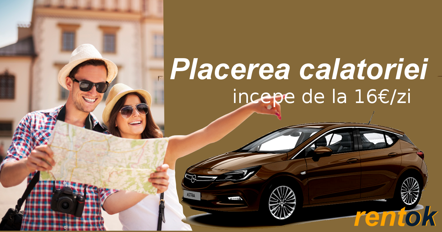 rent a car craiova rentok