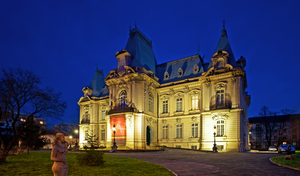 visit the art museum in Craiova